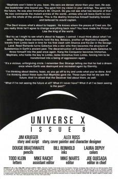 Extrait de Universe X (Marvel Comics - 2000) -8- Issue 8