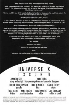 Extrait de Universe X (Marvel Comics - 2000) -9- Issue 9
