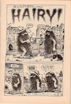 Extrait de Zap Comix (1967) -3- Special! 69 issue