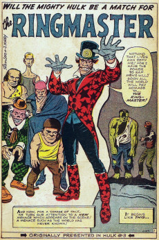 Extrait de Marvel Tales Vol.2 (Marvel Comics - 1966) -2- Annual 2