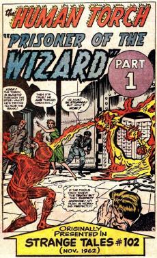 Extrait de Marvel Tales Vol.2 (Marvel comics - 1966) -4- Issue # 4