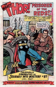 Extrait de Marvel Tales Vol.2 (Marvel comics - 1966) -5- Issue # 5