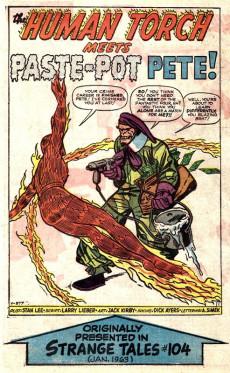 Extrait de Marvel Tales Vol.2 (Marvel Comics - 1966) -6- Issue # 6