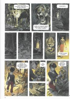 Extrait de Blacksad (en russe) -3- Амарилло - Рассказы - История