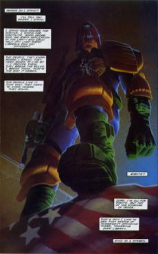 Extrait de Judge Dredd - Judge Dredd in America