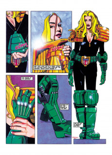 Extrait de Judge Anderson: The Psi Files (2000AD - 2010) -INT03- Volume 03