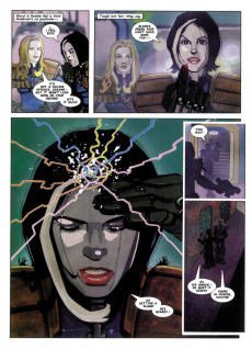 Extrait de Judge Anderson: The Psi Files (2000AD - 2010) -INT04- Volume 04
