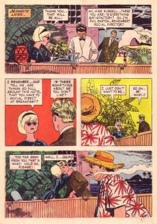 Extrait de Movie Comics (Gold Key) -307- Hawaiian Eye: The Case of the Brunette Blonde