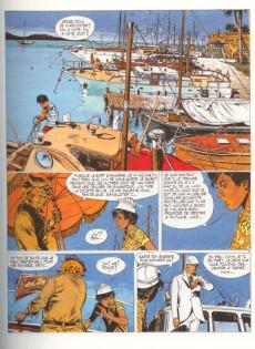 Extrait de Bernard Prince -10a1979- Le souffle de moloch