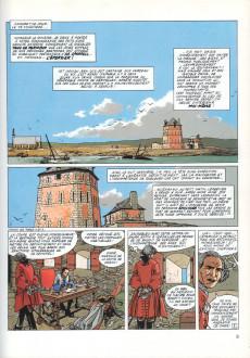 Extrait de L'Épervier (Pellerin) -3a2004- Tempête sur Brest