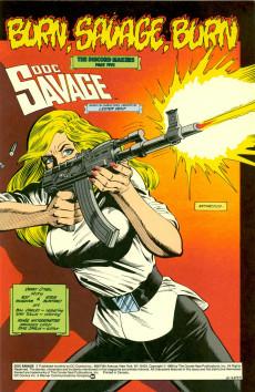 Extrait de Doc Savage Vol.2 (DC Comics - 1988) -5- The Discord Makers - Part 5