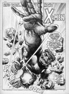 Extrait de Rampaging Hulk Vol.1 (The) (Marvel Comics - 1977) -2- The Parisian Peril!