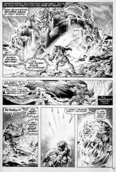 Extrait de Rampaging Hulk Vol.1 (The) (Marvel Comics - 1977) -3- Return of the Metal Master!