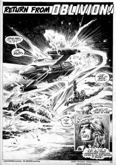 Extrait de Rampaging Hulk Vol.1 (The) (Marvel Comics - 1977) -4- Trial by Sorcery!