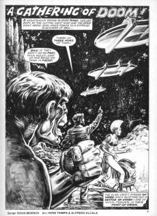 Extrait de Rampaging Hulk Vol.1 (The) (Marvel Comics - 1977) -8- A Gathering of Doom!
