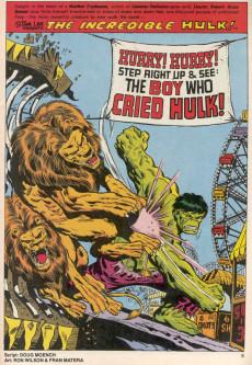 Extrait de Hulk (The) (Marvel Comics - 1978) -11- Issue # 11