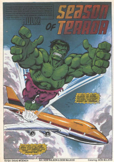 Extrait de Hulk (The) (Marvel Comics - 1978) -13- The Titan and the Terrorists!