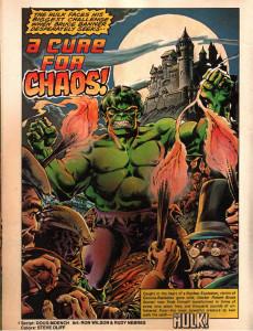 Extrait de Hulk (The) (Marvel Comics - 1978) -14- Issue # 14
