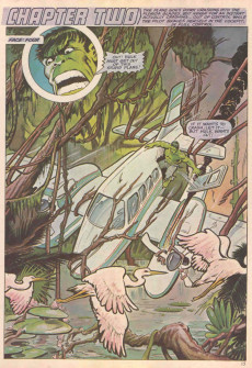 Extrait de Hulk (The) (Marvel Comics - 1978) -16- Issue # 16