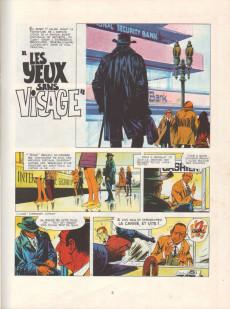 Extrait de Bruno Brazil -3c1978- Les yeux sans visage
