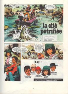 Extrait de Bruno Brazil -4b1978- La cité pétrifiée