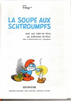 Extrait de Les schtroumpfs -10a1987- La soupe aux Schtroumpfs