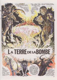 Extrait de La terre de la bombe - Tome 1a1982'