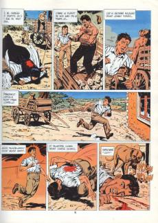 Extrait de De silence et de sang -1a1992- La nuit du tueur de loups