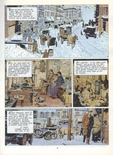 Extrait de De silence et de sang -2b1993- Mulberry Street
