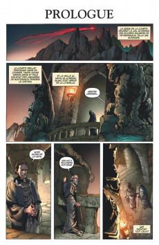 Extrait de A Game of Thrones -7- La bataille des rois - Volume I