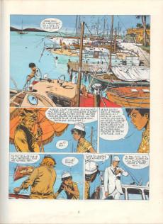 Extrait de Bernard Prince -10a1980- Le souffle de Moloch