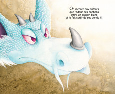 Extrait de Fées et dragons -3- Le dragon gourmand