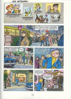 Extrait de Spirou et Fantasio -11b1988- Le gorille a bonne mine
