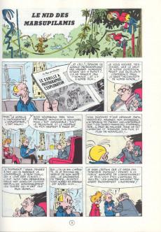 Extrait de Spirou et Fantasio -12b1992- Le nid des marsupilamis