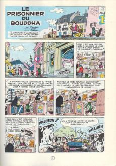 Extrait de Spirou et Fantasio -14b1989- Le prisonnier du Bouddha