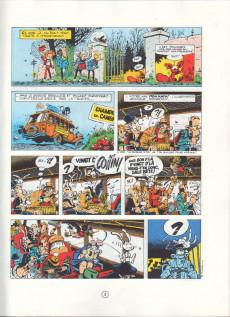 Extrait de Spirou et Fantasio -23a1991- Tora Torapa