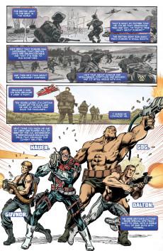 Extrait de Revolutionary War (Marvel Comics - 2014) -05- Revolutionary War: Supersoldiers