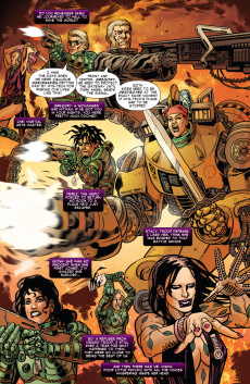 Extrait de Revolutionary War (Marvel Comics - 2014) -07- Revolutionary War: Warheads