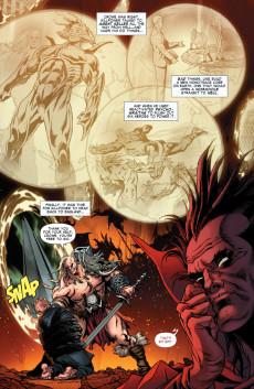Extrait de Revolutionary War (Marvel Comics - 2014) -08- Revolutionary War: Omega