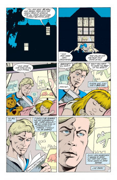 Extrait de Animal Man Vol.1 (DC comics - 1988) -4- When We All Lived in the Forest