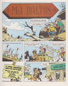 Extrait de Lucky Luke -38a1972- Ma Dalton