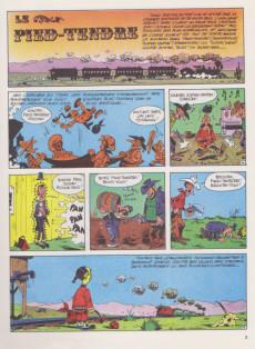 Extrait de Lucky Luke -33a1972- Le Pied-Tendre