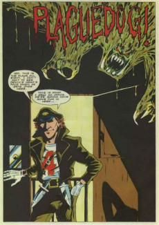 Extrait de Death's Head (The Incomplete) (Marvel UK - 1993) -5- Issue # 5