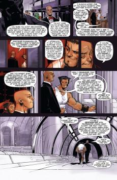 Extrait de Wolverine and the X-Men Vol.1 (Marvel comics - 2011) -1VC- Welcome to the X-Men ! Now die!