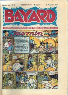 Extrait de Bayard (Bonne Presse) -REC01- Bayard n°1 à 30