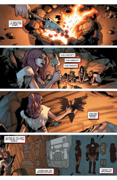 Extrait de Wolverine and the X-Men Vol.2 (Marvel comics - 2014) -2- Tomorrow Never Learns, Chapter 2: Storm Chasers