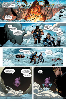 Extrait de Wolverine and the X-Men Vol.2 (Marvel comics - 2014) -4- Tomorrow Never Learns, Chapter 4: In The Land Of The Blind...