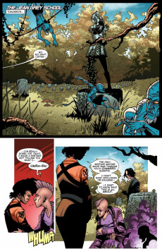 Extrait de Wolverine and the X-Men Vol.2 (Marvel comics - 2014) -6- Tomorrow Never Learns, Chapter 6: A Fate Far Worse
