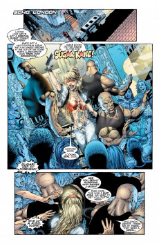 Extrait de Uncanny X-Men (The) (Marvel comics - 1963) -395- Poptopia part 1 : useless beauty