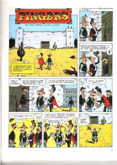 Extrait de Lucky Luke -52a1992- Fingers